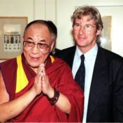 Buddhist Richard Gere