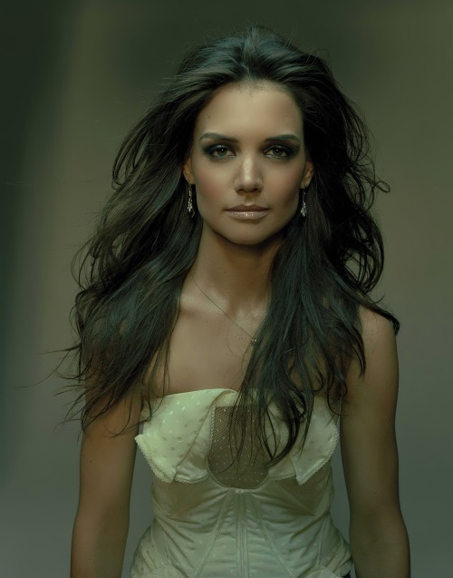 Katie Holmes - American actress