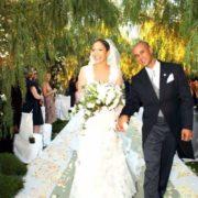 Chris Judd and Jennifer Lopez