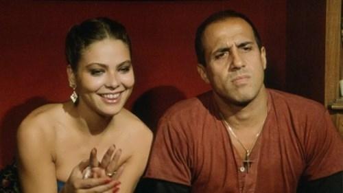 Adriano Celentano and Ornella Muti
