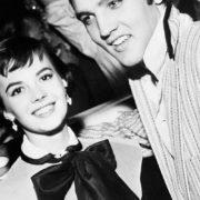 Elvis Presley and Natalie Wood