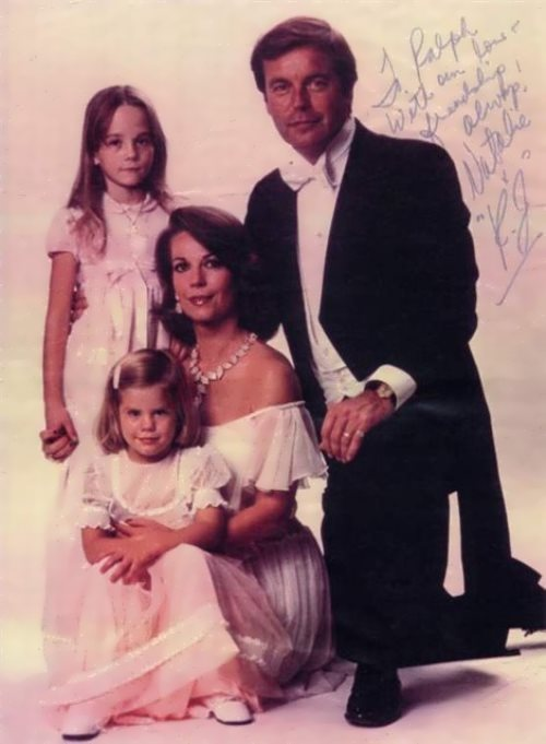 Natalie and her daughters
