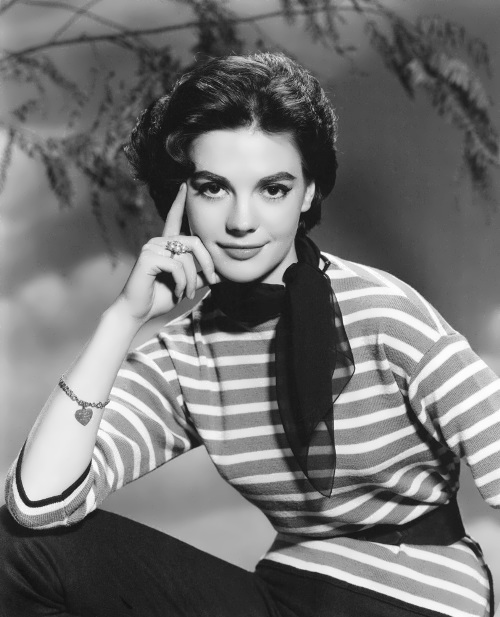 Natalie Wood - Russian Hollywood star
