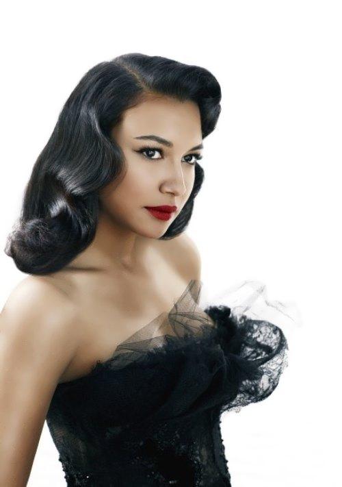 Naya Rivera - American actress and singer