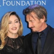 Madonna and Sean Penn
