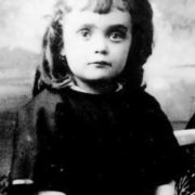 Edith in her childhood