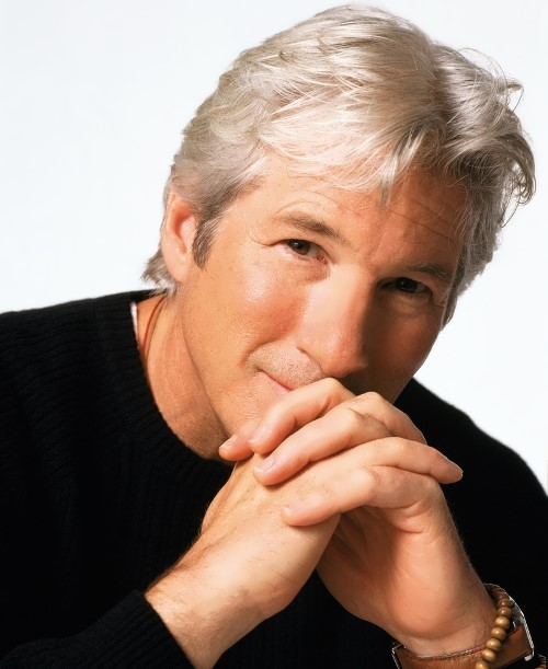 Richard Gere - American actor
