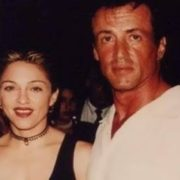 Madonna and Stallone