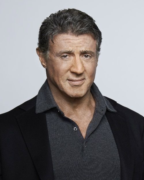 Sylvester Stallone – Hollywood action star