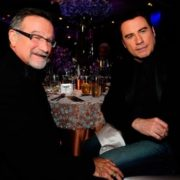 John Travolta and Robin Williams