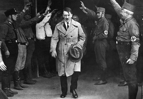 Adolf Hitler - German dictator