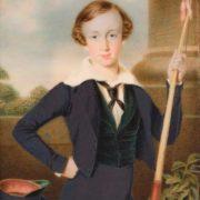 Archduke Franz Joseph , 1840