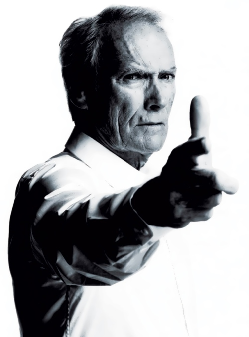 Clint Eastwood – legendary actor and director