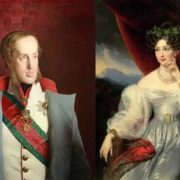 Father - Archduke Franz Karl Joseph, mother - Princess Sophie of Bavaria