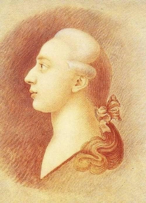 Giacomo Casanova - Italian adventurer