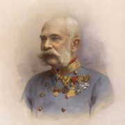 Kaiser Franz Joseph in Uniform