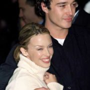 Minogue and James Gooding