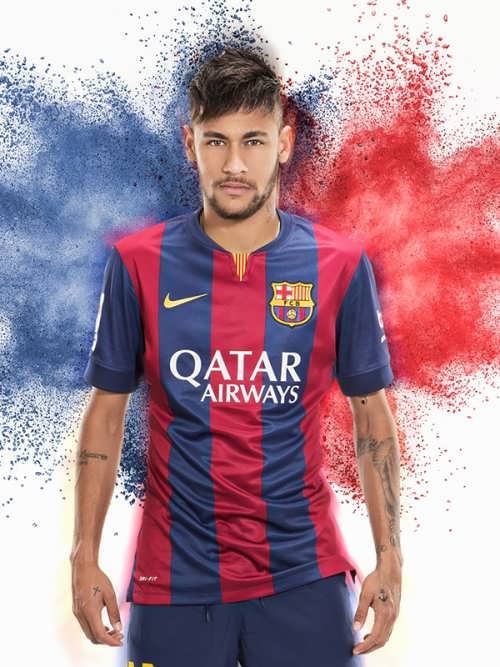 Neymar – the next Pele