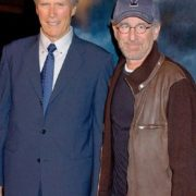 Steven Spielberg and Eastwood
