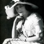 Theda Bara – silent film star