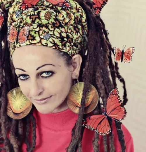 Ari Up - Ariane Daniela Forster