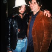 Bob Dylan and Robert De Niro