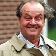 Celebrated actor Jack Nicholson