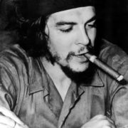 Cigars - an integral attribute of the Latin American revolutionary