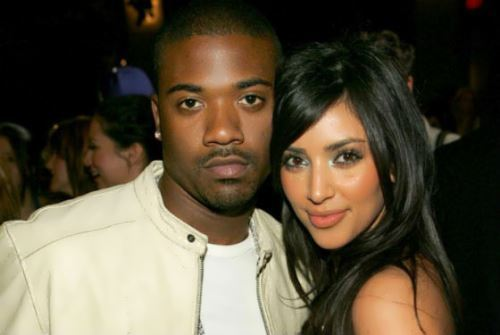 Damon Thomas and Kim Kardashian