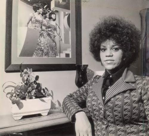 Florence Ballard - American singer