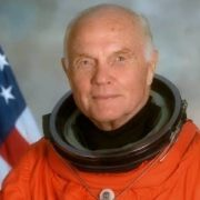Great astronaut John Glenn