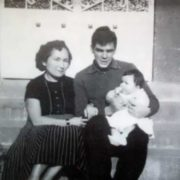 Guevara and his first wife