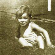 Guevara in his childhood
