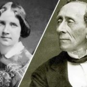 Jenny Lind and Hans Christian Andersen