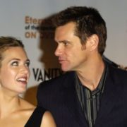 Jim Carrey and Kate Winslet