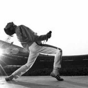 Legendary Freddie Mercury
