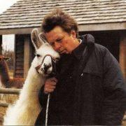 Llama and Cleveland Amory