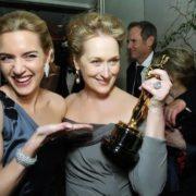 Meryl Streep and Kate Winslet