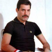 Outstanding Freddie Mercury