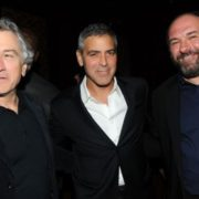Robert DeNiro, George Clooney and Gandolfini
