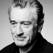 Well known Robert De Niro