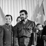 Yuri Gagarin and Guevara