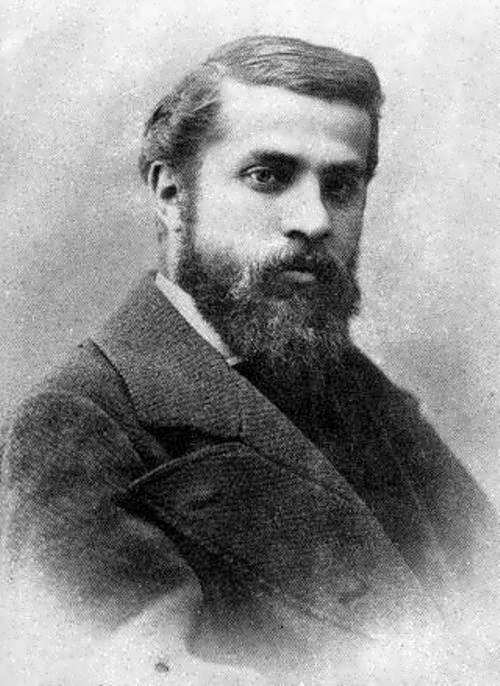 Antoni Gaudi - Catalan architect and designer