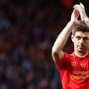 Attractive Steven Gerrard