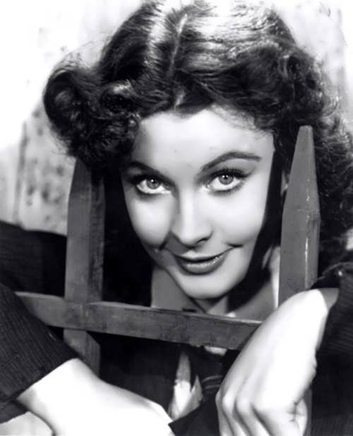 Attractive Vivien Leigh