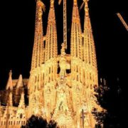 Beautiful Sagrada Familia