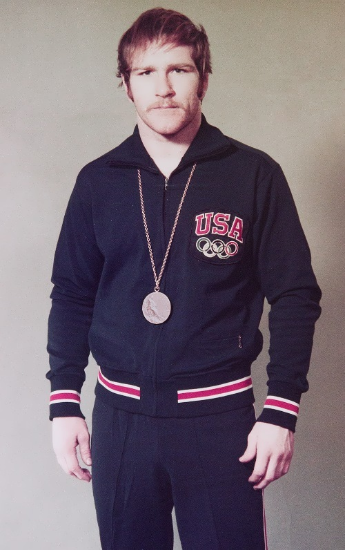 Dan Gable - freestyle wrestler