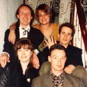 Dublin, Trinity Ball, 1992