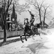 Famous Paul Revere's Ride