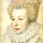 Francois Clouet. Margueret of Valois